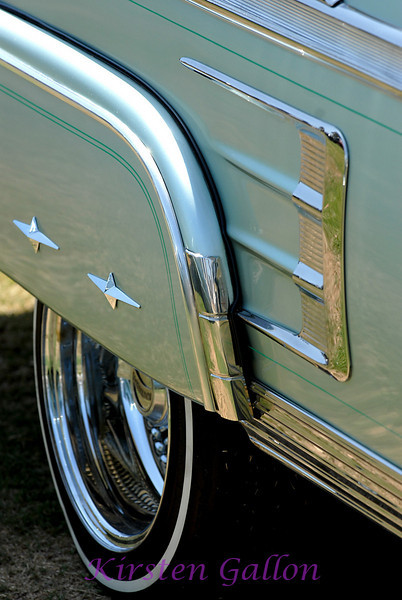 1959 Chevrolet Biscayne tail fin