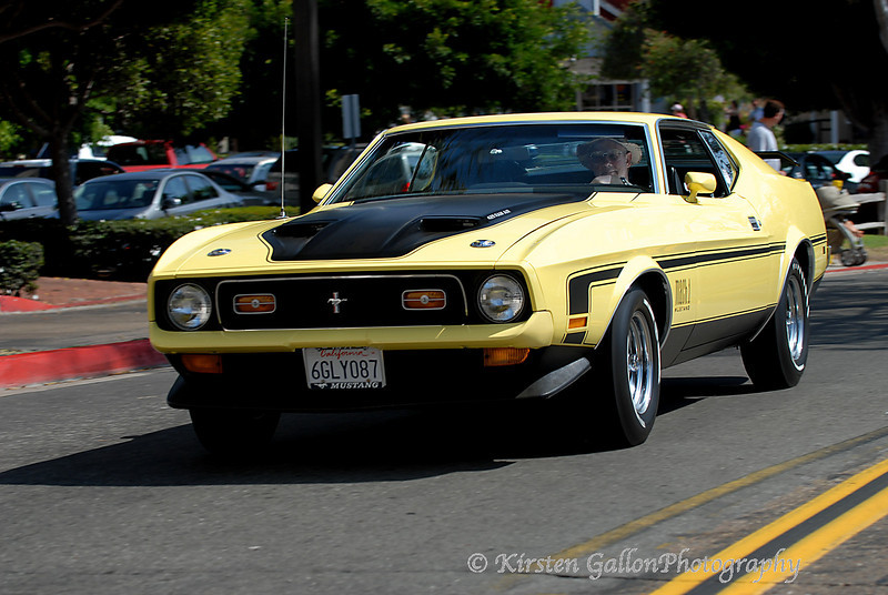 1967 Ford Mach 1 Mustang