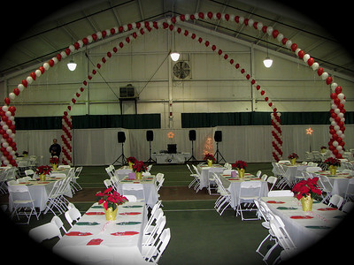 Maine Coast Memorial Hospital Employee Christmas Party