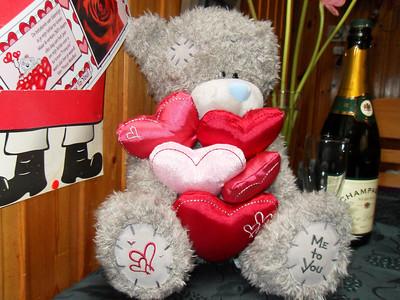 2009-2010! Maintje jarig 26 januari!.. Swoi jarig 16 februari!.. Valentijn!..
