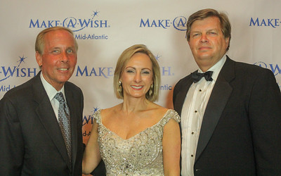Make-A-Wish Mid-Atlantic Evening of Wishes Gala 2015