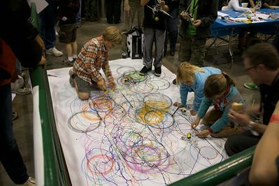 Maker Faire Art