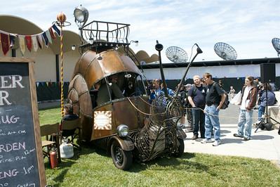 Snail mobile