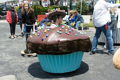 Mobile Cupcake