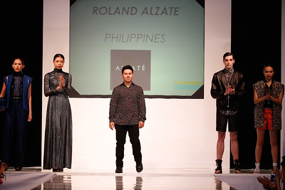 Roland Alzate - Philippines