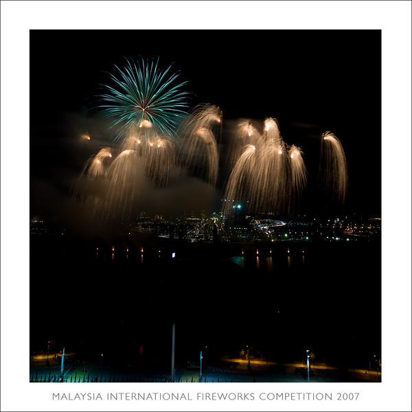 Malaysia International Fireworks Competition 2007