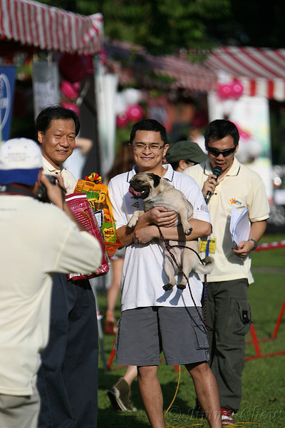 """Winner - Mr. Chong if I remembered correctly...  <a href=""""http://atonne.blogspot.com/2008/01/what-hot-k9-day-2008.html"""" target=""""_blank"""">Robert</a> at the back."""