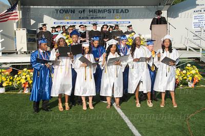 Malverne HS Graduation