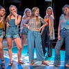 Dress Rehearsal for Mama Mia!  Rickea Strogen, Allie Lake, Abbie Nourse, Auburn Hilliard, Sarah Burchett, Tiffany Williams (Don Spivey/FocusInOn.me)