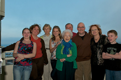Mammaw's 90th Birthday