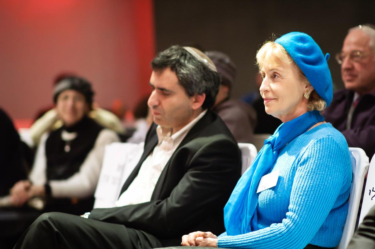 Zeev Elkin and Asya Entova