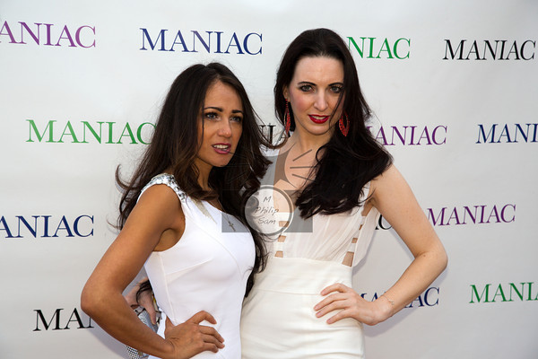 Maniac Magazine White Party 2013