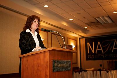 68th Annual Manitoba Wildlife Federation Convention - February 2012 Awards Banquet  Kathy Kennedy