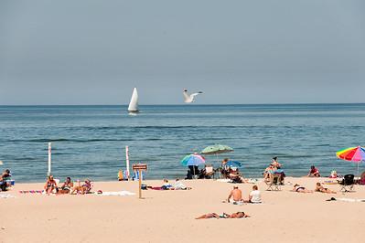 003 Michigan August 2013 - Beach