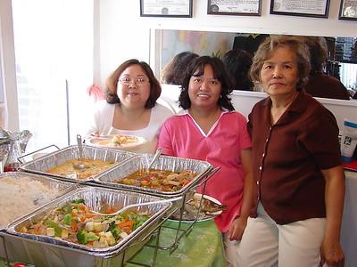 Manny & Melanie's Visit