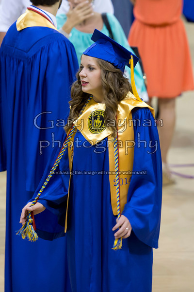 Mantachie Graduation 2014