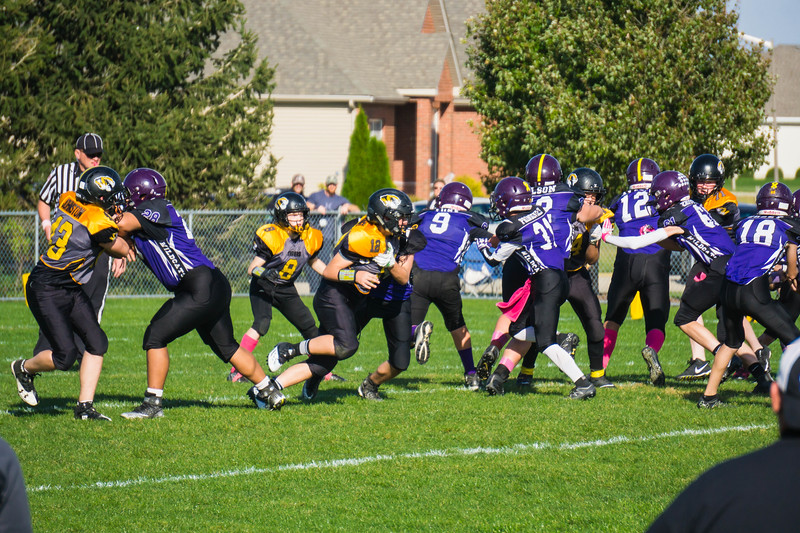 Manteno Football 1640 Oct 21 2017