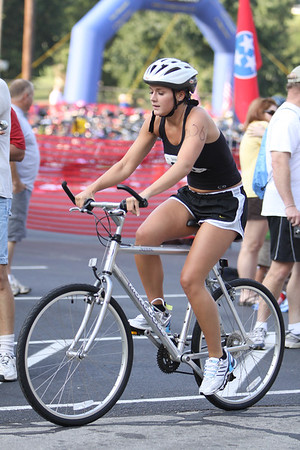 Biking Springbrook Triathlon 8-9-09