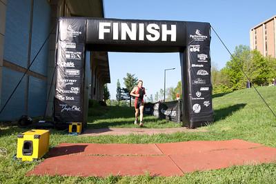 UT Trideltathon Run