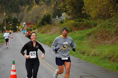 Toe Jam Hill Half Marathon