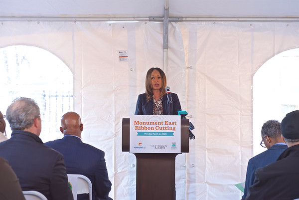 March 02, 2020 - Monument East Ribbon Cutting