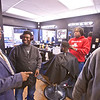 March 07, 2020 - Barbershop Visit at 3D Stylez