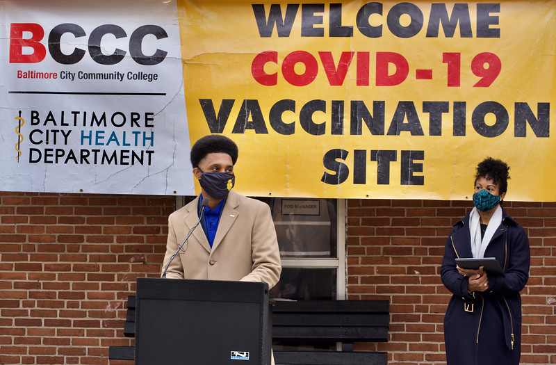 March 17, 2021 - COVID-19 Update Press Conference and Continuity of Government Operations Vaccine Appointment