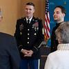 Army SSG Travis W. Atkins MOH Reception
