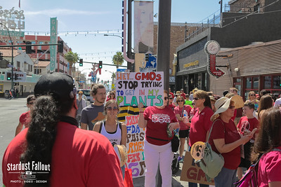 March Against Monsanto Las Vegas 2015