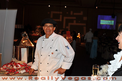 March Of Dimes 11th Annual Signature Chef fund-raiser held at Venetian Hotel and Casino Resort in Las Vegas October 18 2008.