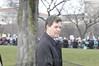 Pro life Senator Sam Brownback from Kansas.