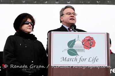 Congressman Chris Smith of New Jersey