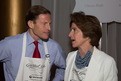Senator Richard Blumenthal (D-CT) and Mrs. Cynthia Blumenthal