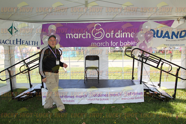March of Dimes Walk 04-27-2014