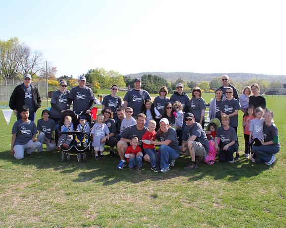 March of Dimes Walk 4-28-13