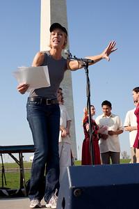 WUSA9 Anchor Anita Brikman