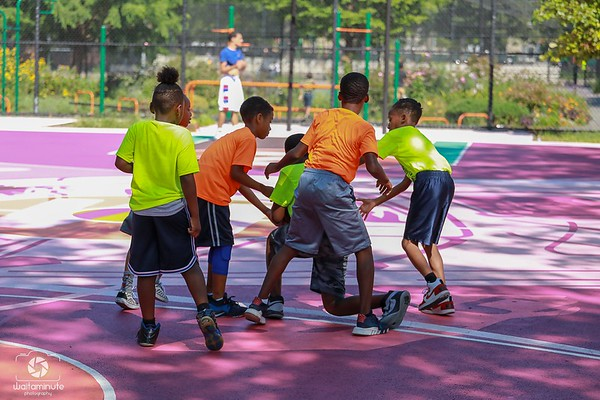 Marcy Annual Back To School Games 2018