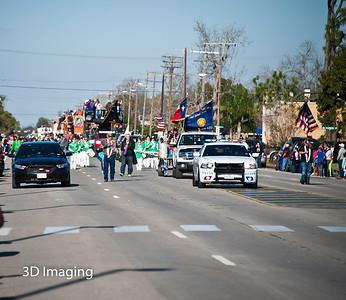 Mardi Gras 2016 Truck Parade(Pt. Arthur)