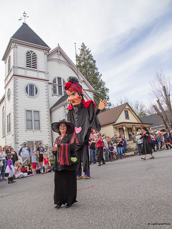 Nevada City Mardi Gras 2016