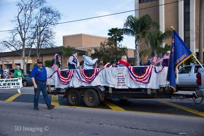 Mardi Gras Truck Parade 2012