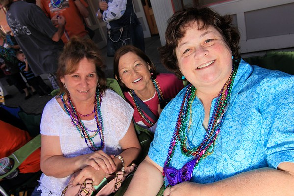 Mardi Gras in Nevada City ~ February 15, 2015