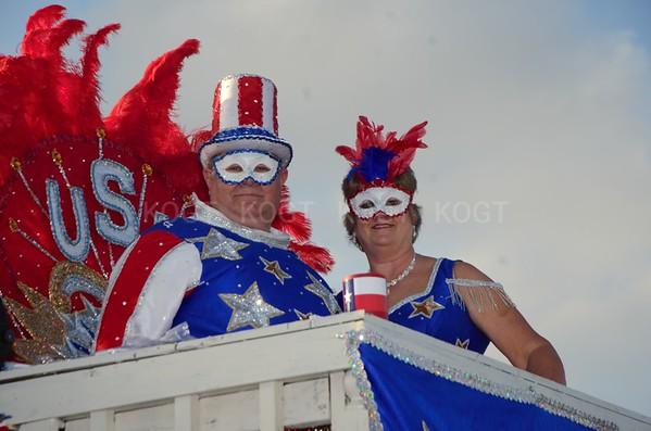 2017 MG Parade