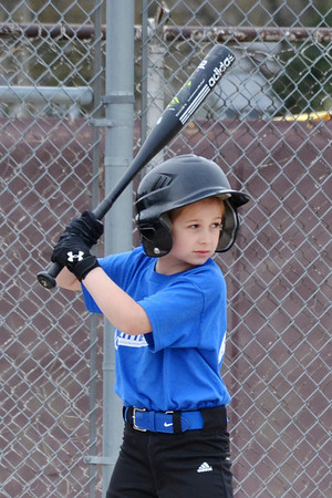 Marin LL Baseball Games 2014
