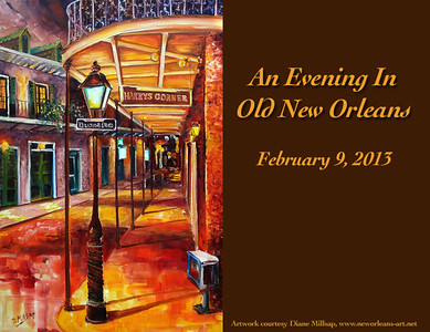 MVB 2013 - A Night In Old NewOrleans