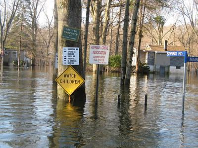 Marine Unit Operations -  March 2010 Flooding