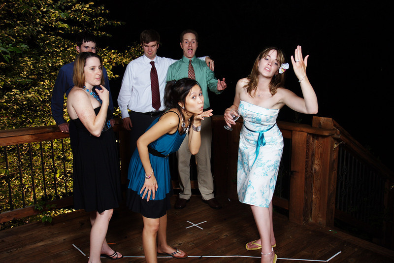 Mario, Michelle, Nick, and Jenny's Wedding Photo Booth - June 12, 2010