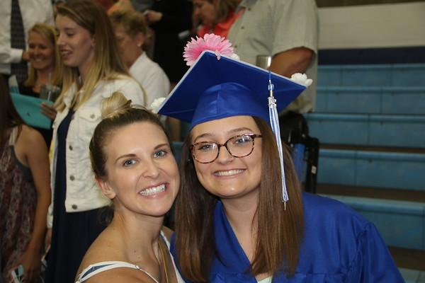 Marissa Graduates 2018
