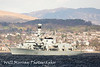 HMS Somerset. Firth of Clyde
