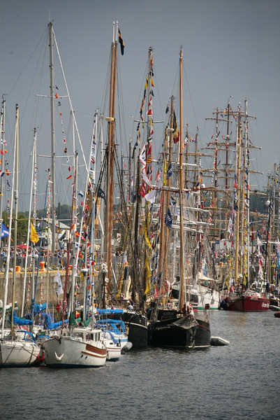 Tall Ships Greenock 2011