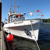 Sea Scout training ship M/V Reliant<br /> Maritime Heritage Festival 2013